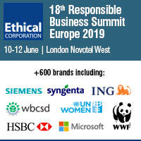 Responsible Business Summit Europe 2019