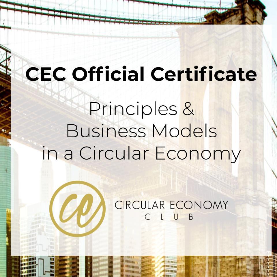 CEC-certificate